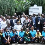 Faith-based organizations come together for development