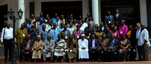 The Ex-Com Meeting in Ghana